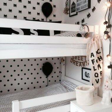 Lortoglagkage - Decorating the kid\'s room - Get inspiration from Hoppekids here!