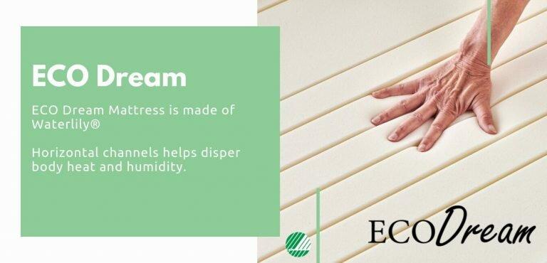Eco dream mattress