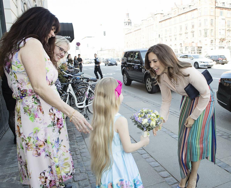 Dansk Kvindesamfund_Kronprinsesse Mary af Danmark