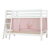Hoppekids PREMIUM Bunk Bed with Princess Curtain
