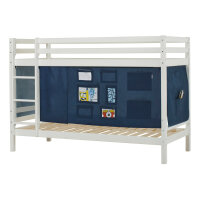 Hoppekids BASIC Bunk Bed (Non-Dividable) with Creator...