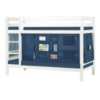 Hoppekids PREMIUM Bunk Bed with Creator Curtain in Orion...