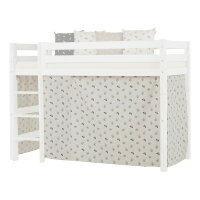 Hoppekids Curtain Pets in Pristine for Midhigh Bed