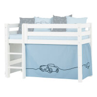 Hoppekids Curtain Cars for Halfhigh and Bunk Bed