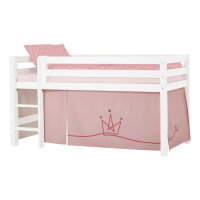 Hoppekids Curtain Princess for Halfhigh and Bunk Bed