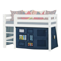 Hoppekids Curtain Creator in Orion Blue for Halfhigh and...