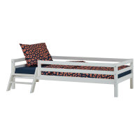 Hoppekids BASIC Juniorbed with Ladder and extra Safety...