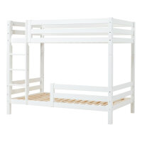 Hoppekids PREMIUM High Bunk Bed with extra Safety Rail...