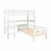 Hoppekids PREMIUM Bunkbed 90x200 cm, white